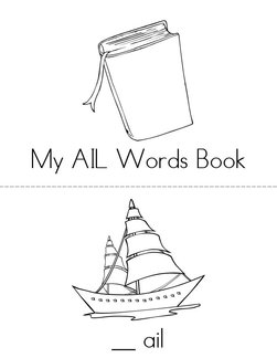 -AIL Words Book