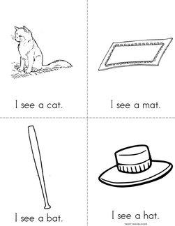 I See (AT) Book