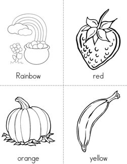 Rainbow Books - Twisty Noodle