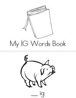 -IG Words Book