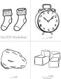 -OCK Words Book