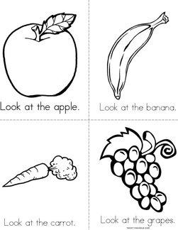 Look (fruits) Book