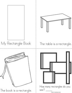 Rectangle Book