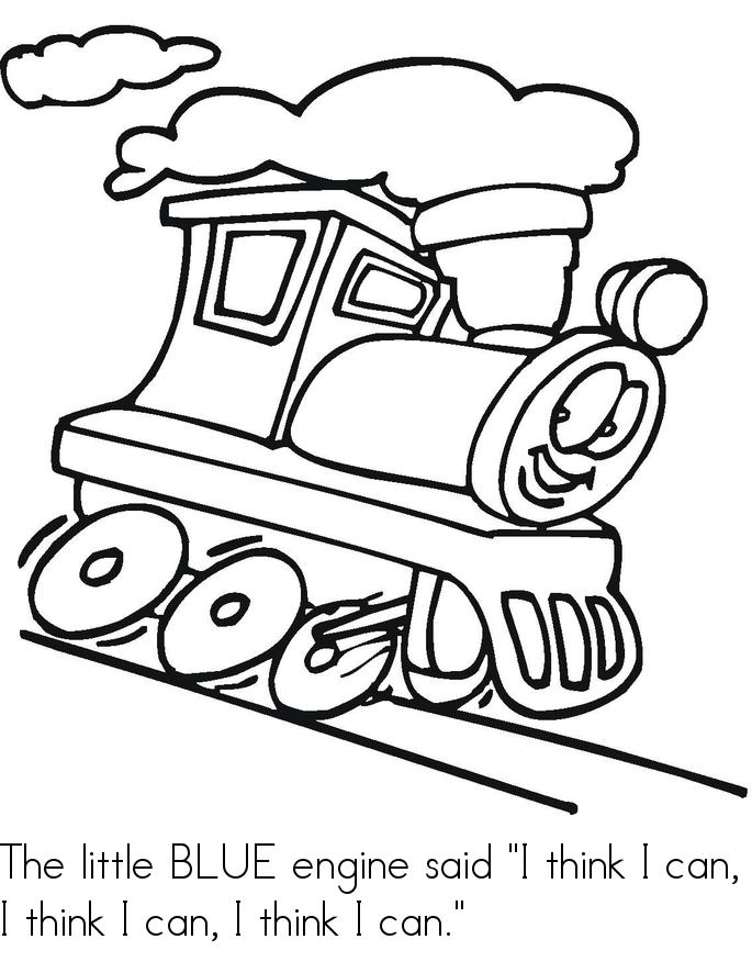 The Little Engine That Could Book Twisty Noodle
