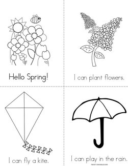 Hello Spring Book