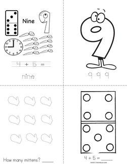 Nine Book
