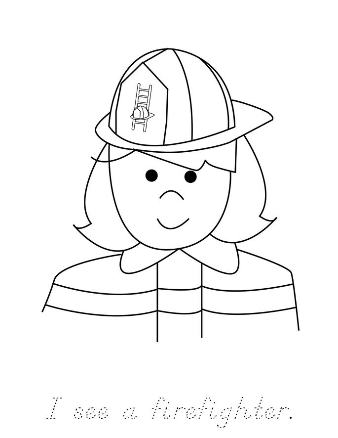 Fire Safety Book - Twisty Noodle
