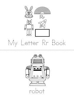 My Rr Book