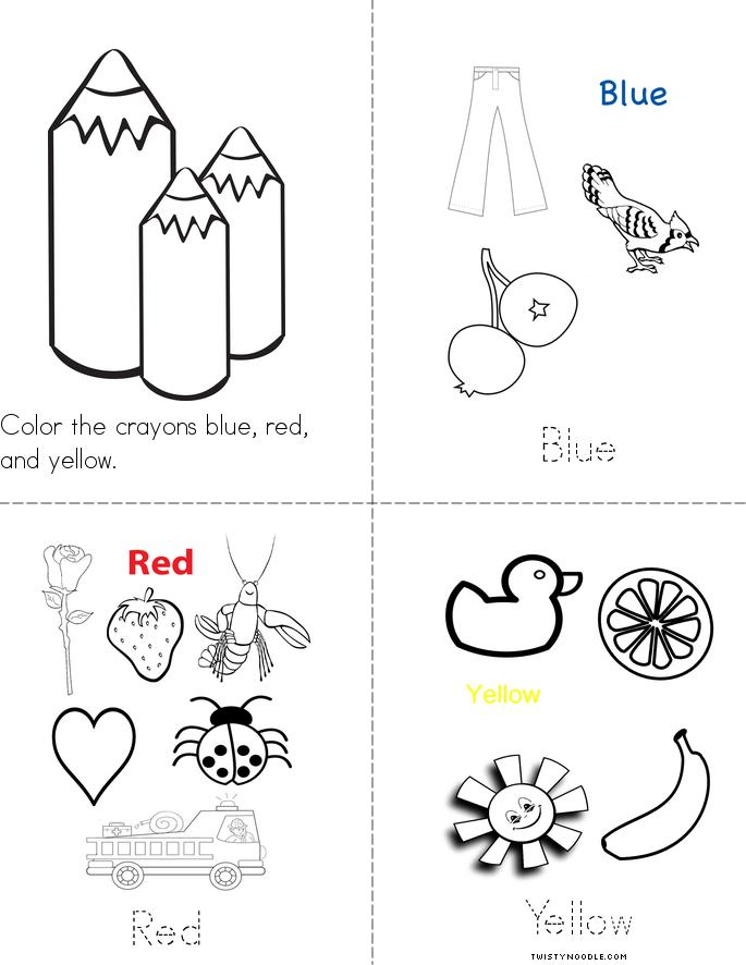 yellow coloring pages - coloring pages of things that are red coloring pages
