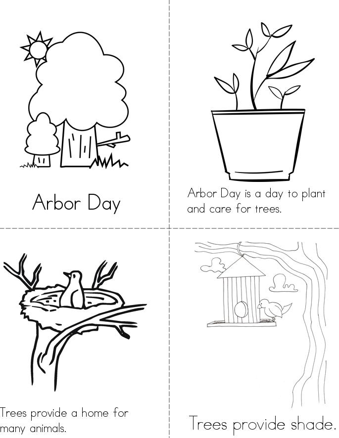 arbor day book twisty noodle. Black Bedroom Furniture Sets. Home Design Ideas