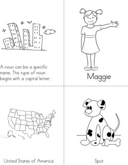 Nouns Book
