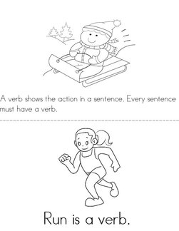 Verbs Book