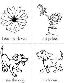picture relating to Sight Word Book Printable known as Sight term: Perspective Guides - Twisty Noodle
