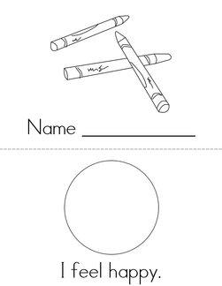 Draw each face Book