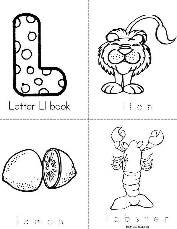 l book Mini Book