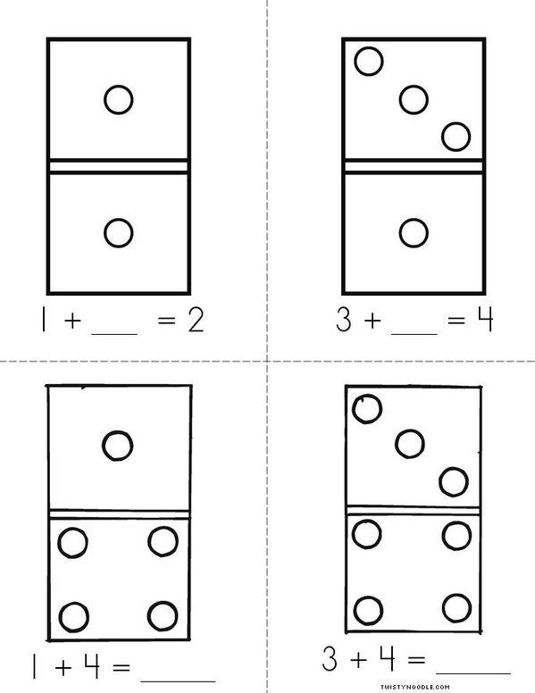 Dominos Mini Book