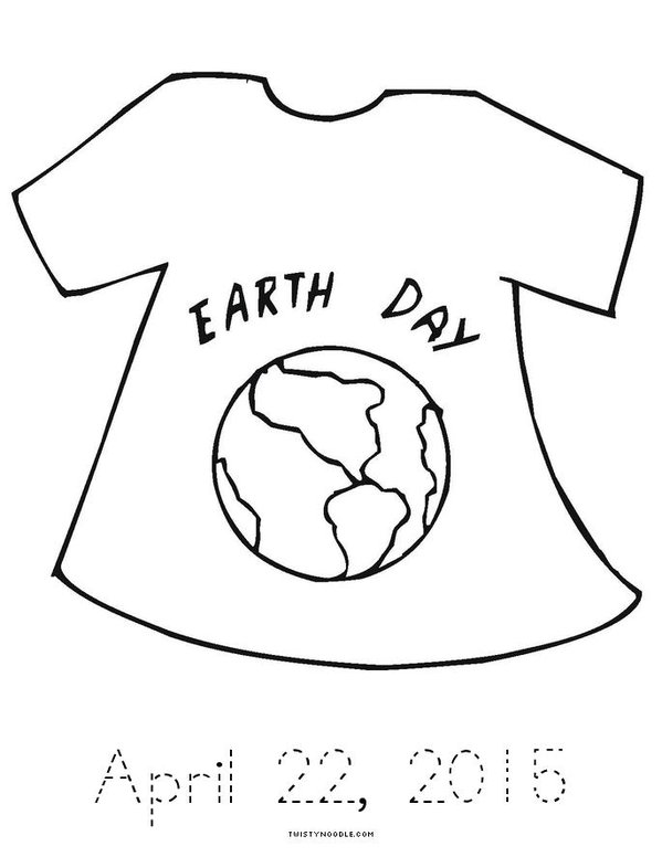 Three R's for Earth Day! Mini Book - Sheet 4