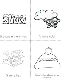 My Book of Snow