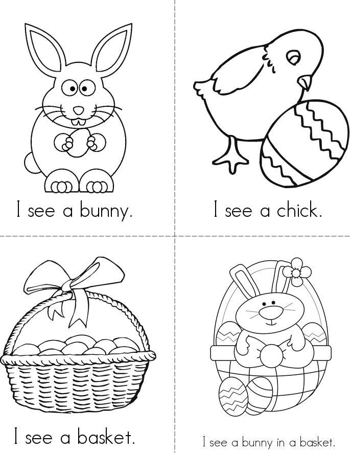 i see easter book