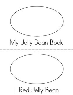 My Jelly Bean Book