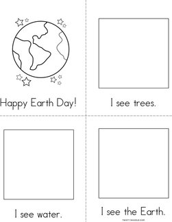 Happy Earth Day Book
