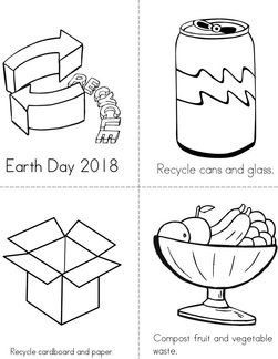Recycle and Compost Book