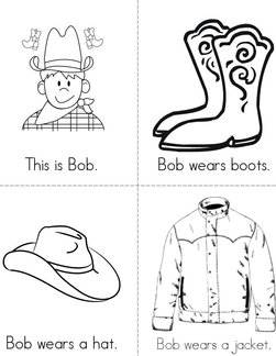 This is Bob Book