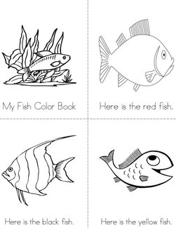The Fish Color Book