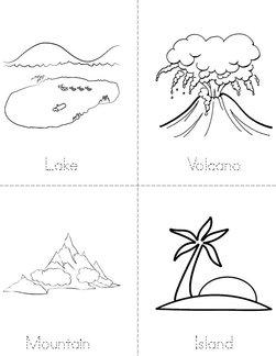 My Landforms Book