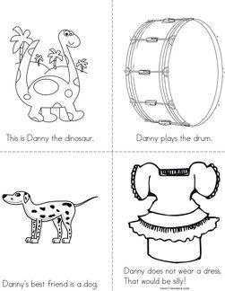 Danny the Dinosaur Book