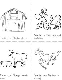 At The Farm Book