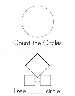 Count the Circles Book