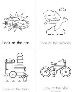 Look (vehicles) Book