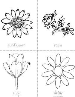 My Flowers Book