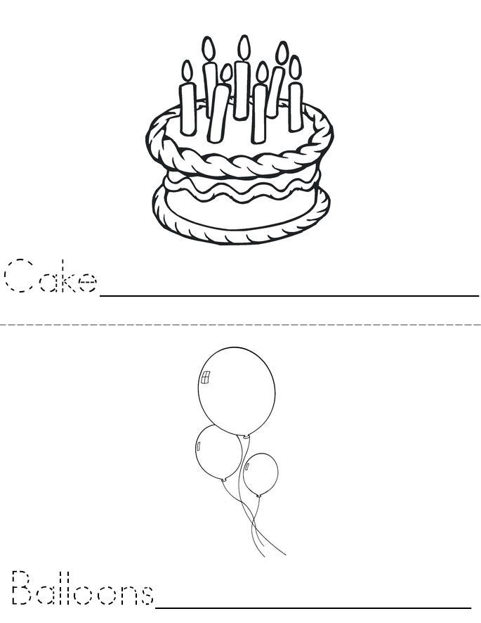 Birthday Book - Twisty Noodle