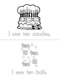 Ten Book