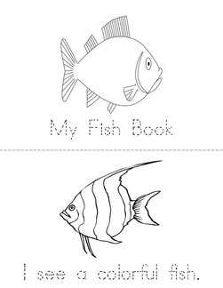 My Fish Book