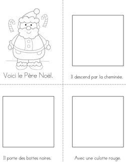 Le Père Noël Book