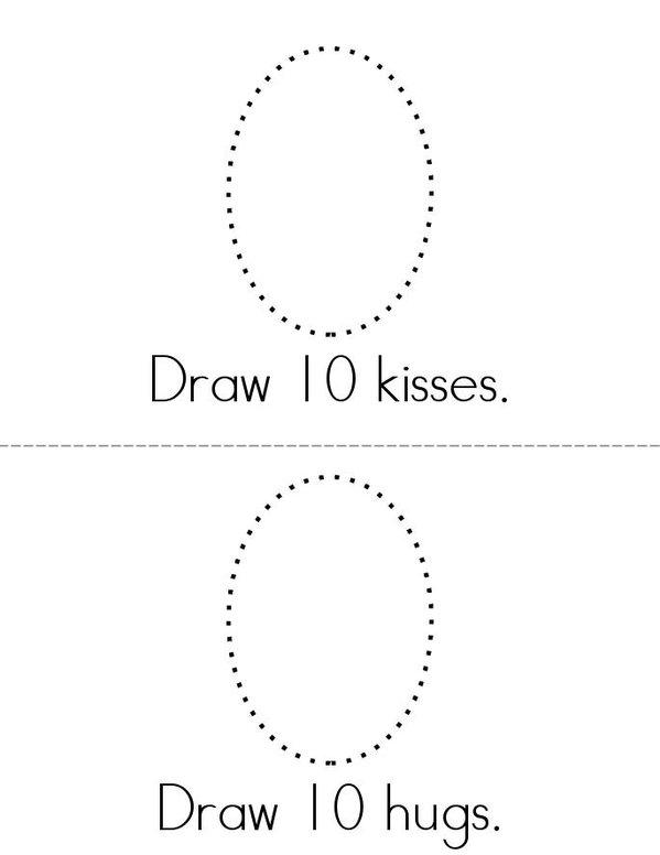 100 book Mini Book - Sheet 1