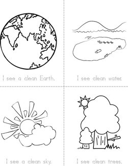 Earth Recycling Book