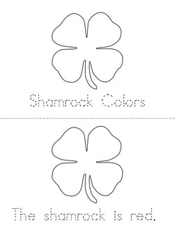My Shamrock Book