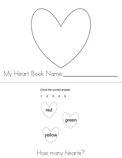 Hearts! Book