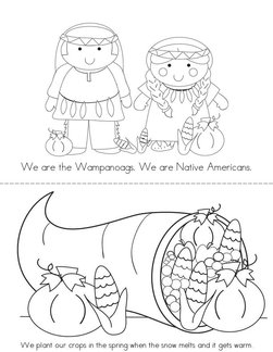 We are the Wampanoags Book