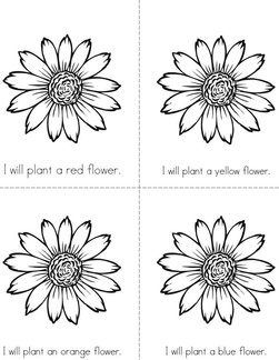 I Will Plant A Flower Book