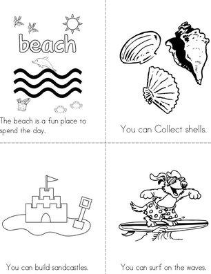 Beach Fun!! Book