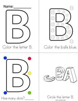 B is beautiful! Book