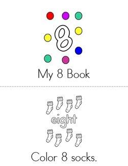My 8 Book