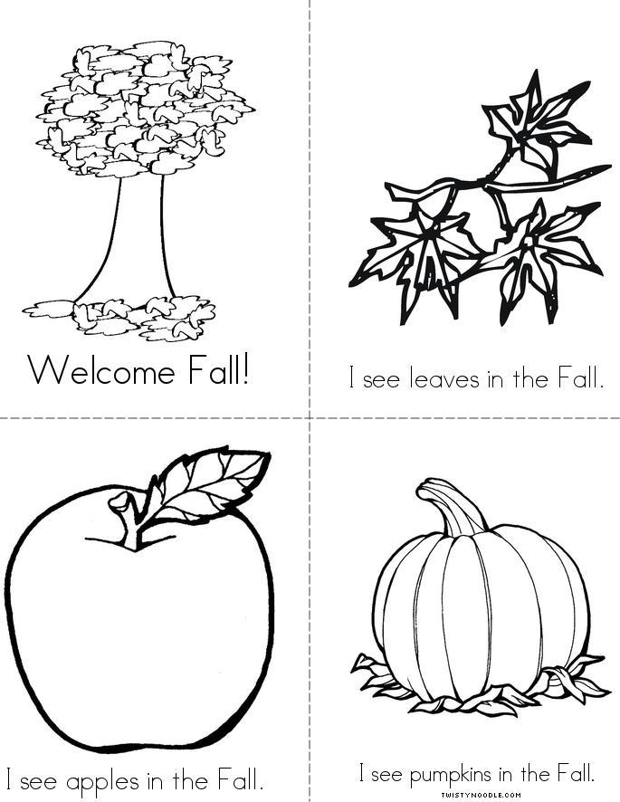 welcome fall book twisty noodle. Black Bedroom Furniture Sets. Home Design Ideas