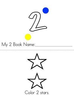 My 2 Book