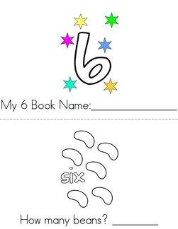 My 6 Book
